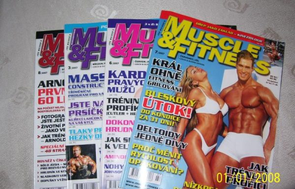 Muscle and Fittnes